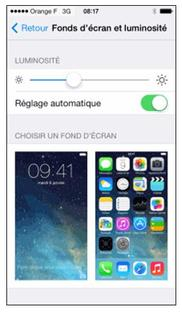 Changer D Iphone Orange