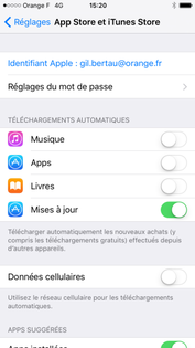 compte itunes iphone 4 gratuit