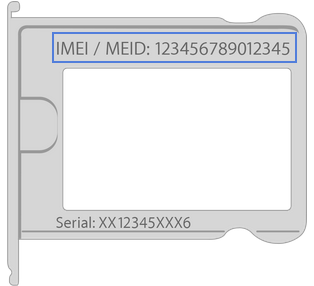 mobile tablette tous les mobiles et tablettes depanner desimlocker votre iphone ios  retrouver le numero imei
