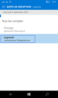 Windows 10 Supprimer Un Compte Mail Assistance Orange