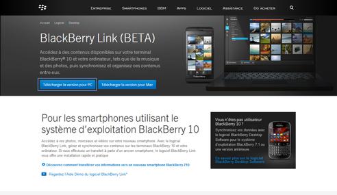 Télécharger branchement pour BlackBerry restrictions d'âge pour la datation au Canada