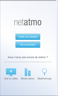 homelive installer la station m t o netatmo assistance. Black Bedroom Furniture Sets. Home Design Ideas