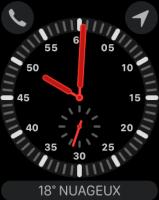 Apple Watch Os 5 Changer De Fond D Ecran Assistance Orange
