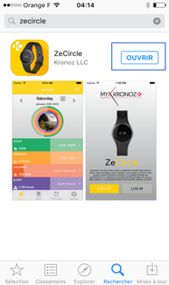 application zecircle