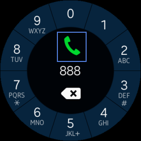 samsung gear s2 3g esim consulter la messagerie vocale assistance orange. Black Bedroom Furniture Sets. Home Design Ideas