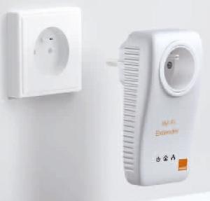 Wi fi extender 200 mbit s associer manuellement au - Prise electrique wifi ...