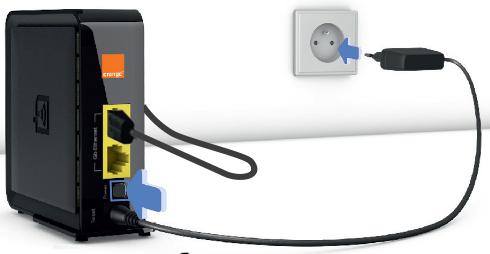 extender wi fi plus installer en point d 39 acc s assistance orange. Black Bedroom Furniture Sets. Home Design Ideas