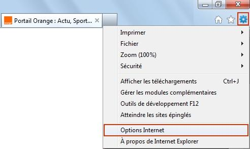 Internet explorer 9 g rer les fen tres publicitaires for Bloquer fenetre pop up