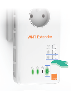 wi fi extender installer assistance orange. Black Bedroom Furniture Sets. Home Design Ideas