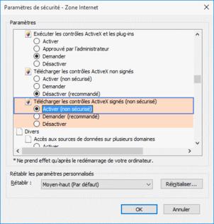 MSN POUR TÉLÉCHARGER ACTIVEX OBJET