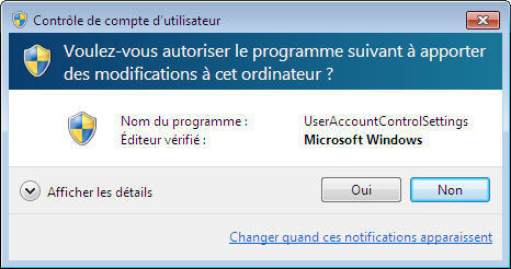 Windows 7 manifestations intempestives de s curit for Fenetre windows 7