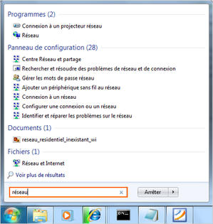 Windows 7 Rechercher Un Fichier Assistance Orange