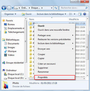 Windows 7 partager vos fichiers assistance orange for Ouvrir fenetre plein ecran windows 7