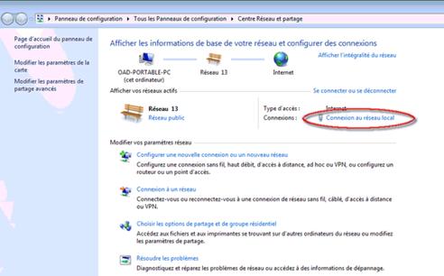 Adresse Ip L Identifier Sous Windows 8 Assistance Orange