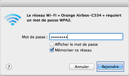 orange airbox 4g e5573 se connecter en wifi sous mac os assistance orange. Black Bedroom Furniture Sets. Home Design Ideas