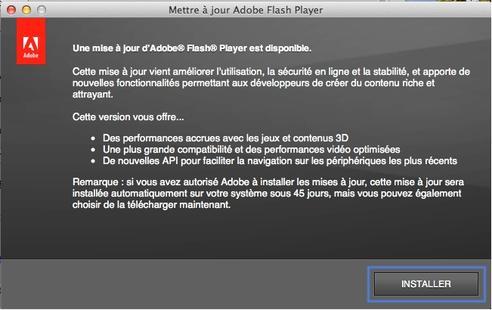 MAC OS FLASH TÉLÉCHARGER 10.4.11 X POUR PLAYER