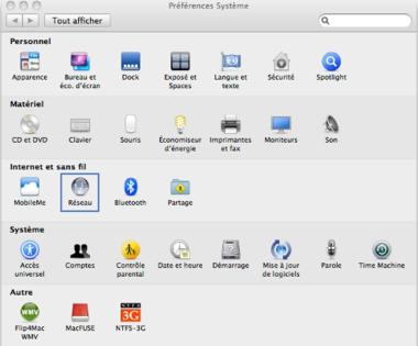 Mac Os Configurer Une Ip Fixe En Connexion Ethernet Assistance