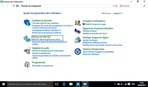 Windows 10 : identifier son adresse IP - Assistance Orange