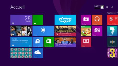 Windows 10 pr sentation assistance orange for Screenshot ecran
