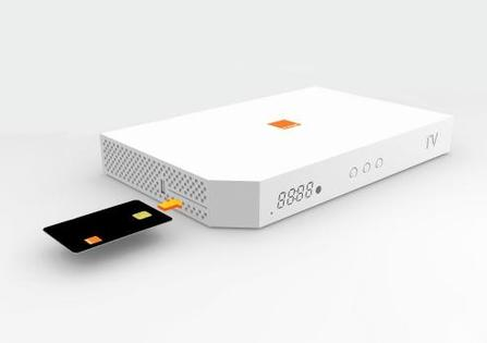 tv d 39 orange op ration d 39 change des cartes d 39 acc s tv. Black Bedroom Furniture Sets. Home Design Ideas