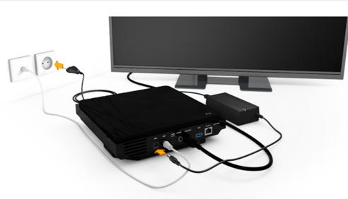 D codeur tv 4 installer en wifi pour la premi re fois for Tv chambre sans prise antenne