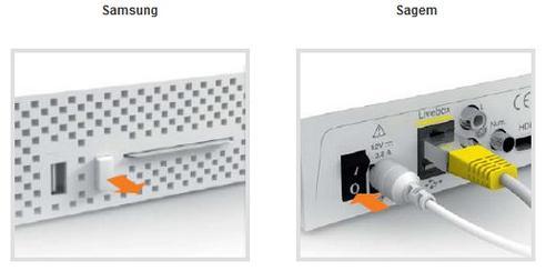 enregistreur tv installer le disque dur assistance orange. Black Bedroom Furniture Sets. Home Design Ideas