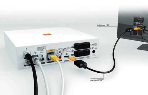d codeur tv samsung installer en hdmi satellite assistance orange. Black Bedroom Furniture Sets. Home Design Ideas