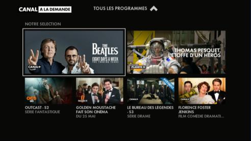 Canal Acceder Aux Programmes A La Demande Avec Le Decodeur Livebox