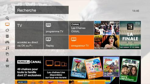 D codeur uhd86 87 90 programmer un enregistrement tv - Application telecommande orange ...