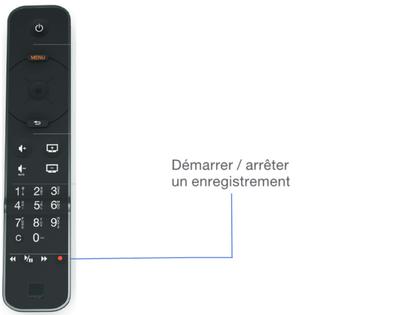 D codeur tv 4 enregistrer un programme tv en cours de - Application telecommande orange ...