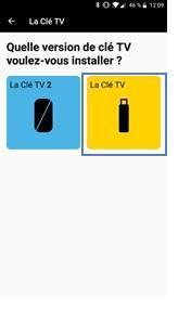 Lancer Lapplication La Cle TV