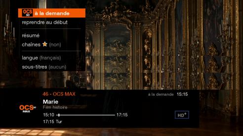 Decodeur Tv 4 Basculer D Une Chaine Hd Vers Une Chaine Uhd 4k