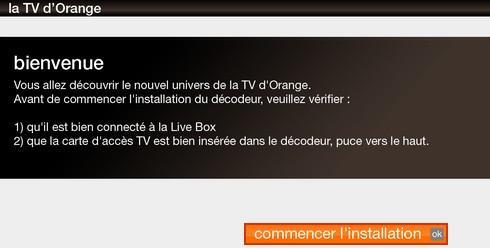 Décodeur TV : mettre en service la nouvelle TV d\'Orange par ...