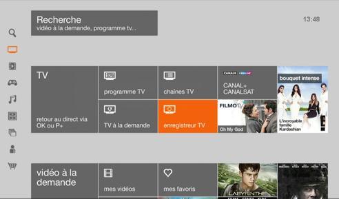 canal canalsat programmer un enregistrement tv avec le d codeur livebox play assistance orange. Black Bedroom Furniture Sets. Home Design Ideas