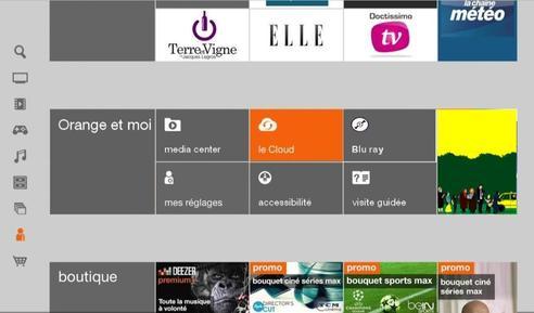 D codeur livebox play acc der au cloud d orange - Application telecommande orange ...