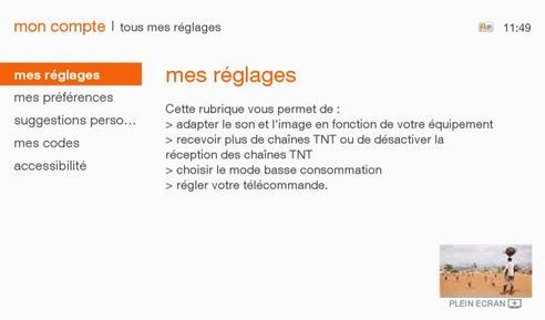 d codeur livebox play r gler la sortie audio assistance orange. Black Bedroom Furniture Sets. Home Design Ideas