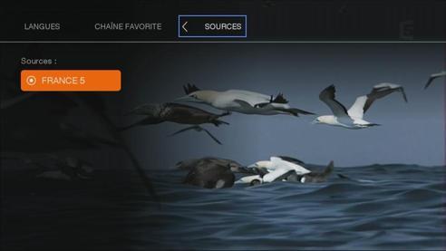 Decodeur Livebox Play Regler La Source D Image Des Chaines Tv