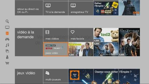 D codeurs livebox play et tv 4 acc der netflix assistance orange - Comment avoir tv orange sur plusieur tv ...