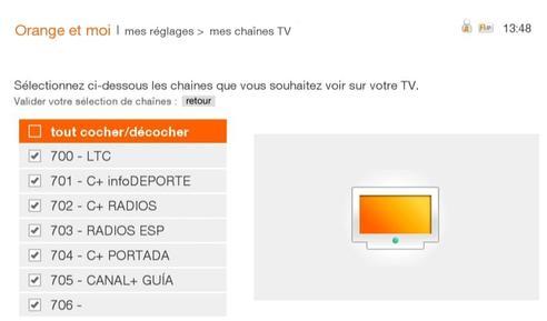 tv d 39 orange par satellite ajouter les cha nes en libre. Black Bedroom Furniture Sets. Home Design Ideas