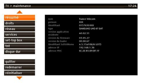 b n ficier de la tv d 39 orange par satellite mettre jour votre d codeur assistance orange. Black Bedroom Furniture Sets. Home Design Ideas