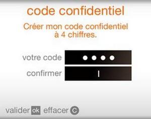 d codeur uhd86 87 90 r initialiser votre code confidentiel assistance orange. Black Bedroom Furniture Sets. Home Design Ideas