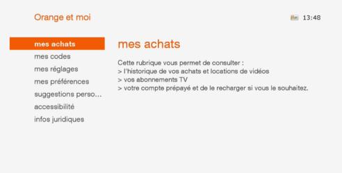 Bouquet Tv Resilier Assistance Orange