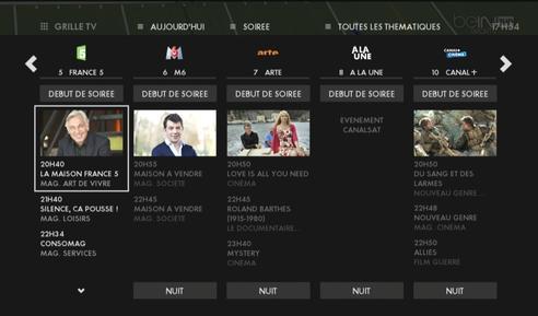 Canal canalsat programmer un enregistrement tv avec le d 233 codeur