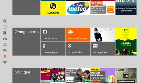 D codeur uhd86 87 90 acc der au cloud d orange - Application telecommande orange ...