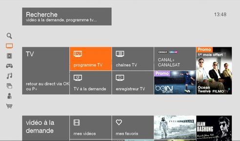 D codeur uhd86 87 90 acc der au guide des programmes assistance orange - Comment avoir tv orange sur plusieur tv ...