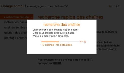 tv d orange par satellite recevoir les cha nes par la tnt assistance orange. Black Bedroom Furniture Sets. Home Design Ideas
