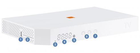 d codeurs slim uhd 90 sagem assistance orange. Black Bedroom Furniture Sets. Home Design Ideas