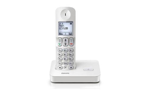 equipement telephones fixes philips d