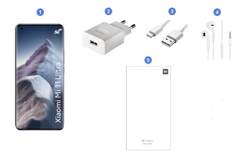 Xiaomi Mi 11 Ultra 5G, contenu du coffret.