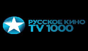 Logo TV1000 Russian Kino